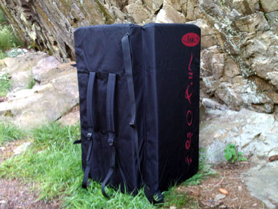 "Crashpad / Bouldermatte ""Air Light"" von Beal"