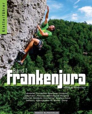 Frankjura Band 1 Und 2 Kletterfuhrer Frankenjura Buchvorstellung Klettern Bouldern Klettertopos Zu Franken