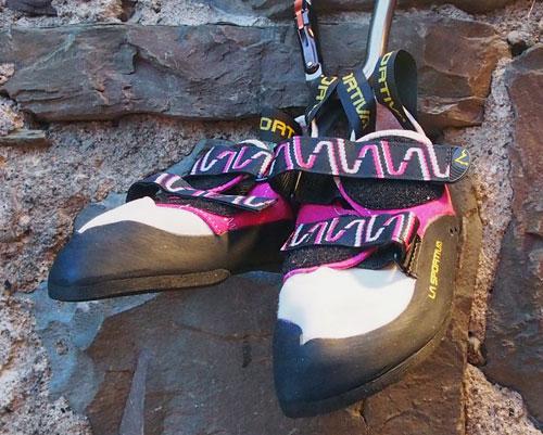 Kletterausrüstung Test : La sportiva katana kletterschuh für frauen im test produkttest
