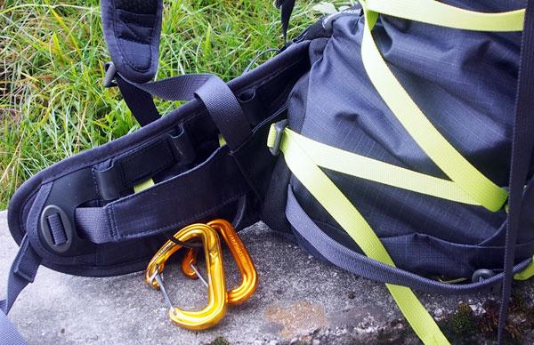 Rucksack Für Kletterausrüstung : Osprey mutant rucksack zum klettern und bergsteigen