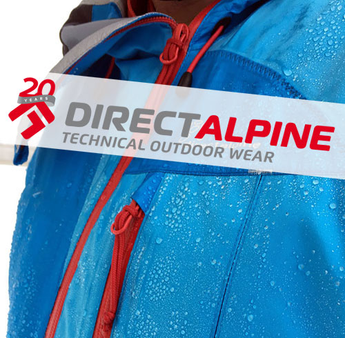 Direct Alpine Funktionsjacke Bergsteigen