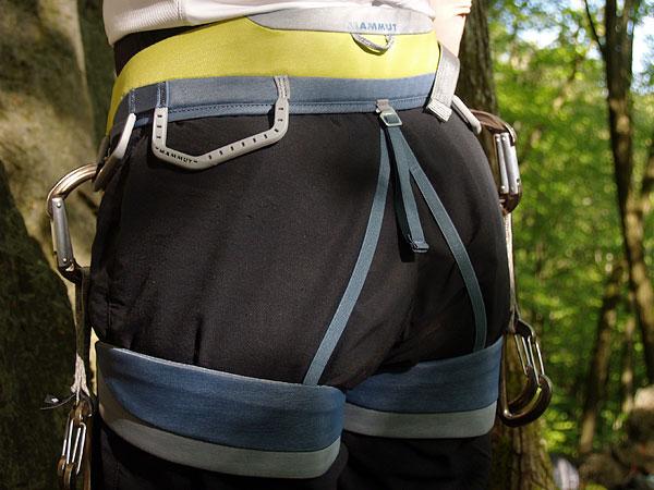Klettergurt Alpinklettern : Mammut togir klettergurt hüftgurt zum sportklettern für fels und