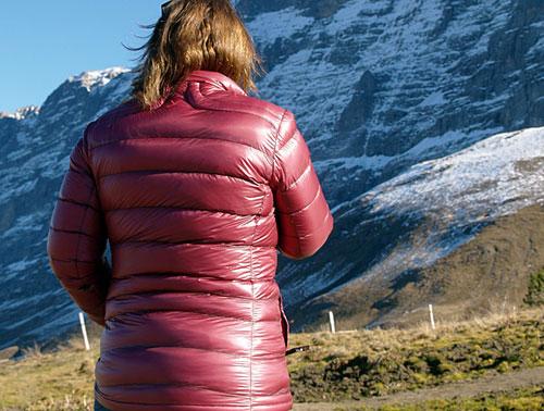 Ocun Klettergurt Ultraleicht : Yeti purity desire ultraleichte daunenjacken von zum