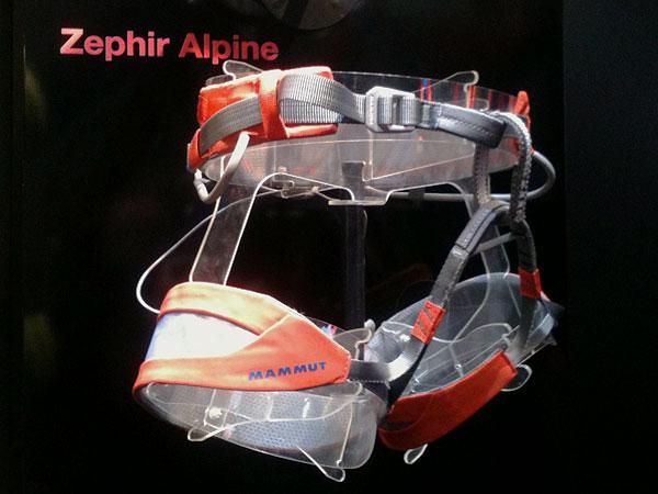 Zephir Alpine Klettergurt : Zephir alpine klettergurt kinder bei idealo
