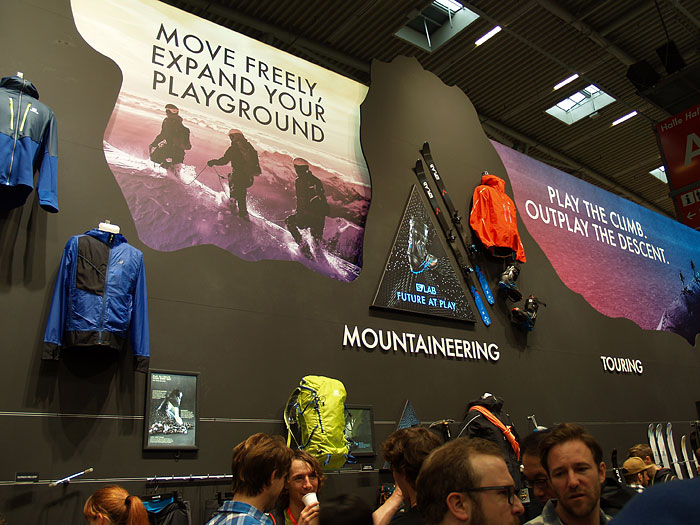 Salomon Mountaineering