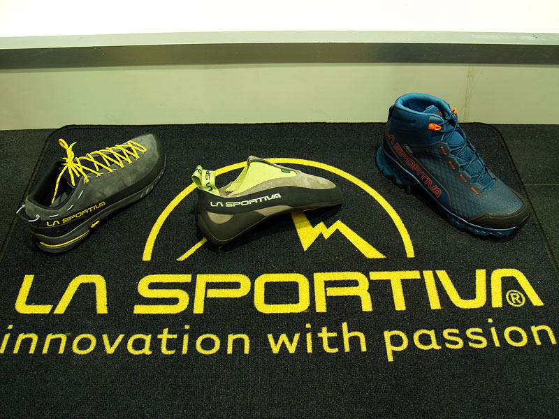 La Sportiva Climbing Shoes, Approach