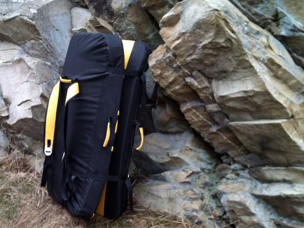 "Crashpad / Bouldermatte ""Satellite"" von Black Diamond"