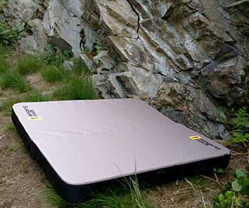 "Crashpad / Bouldermatte ""Quad"" von Singing Rock"