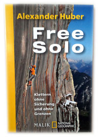 Alexander Huber - Free Solo