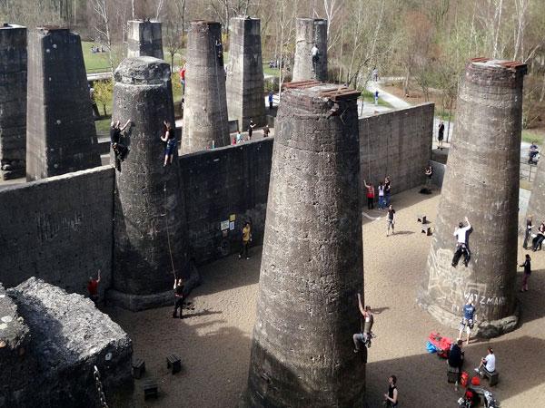 Klettersteig Duisburg : Klettersteig u hot das juengerbistro