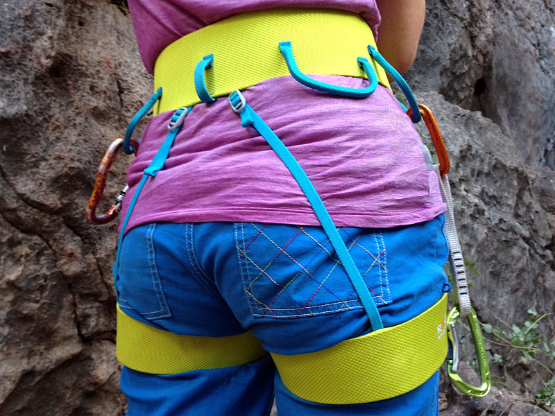 Klettergurt Alpin : Klettergurt rock empire 1b slight hüftgurt zum sportklettern