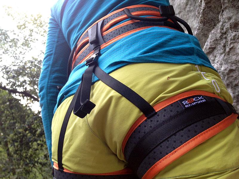 Klettergurt Für Mehrseillängen : Klettergurt rock empire akatta zum sportklettern