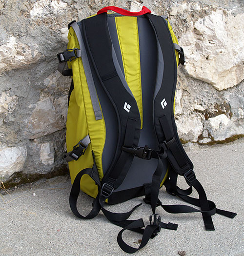 Black Diamond Speed 22 - Kletterrucksack