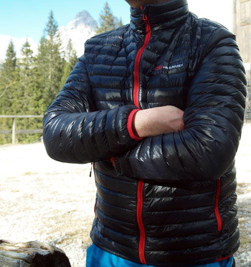Highlander Duck Down Jacket Daunenjacke von Highlander für