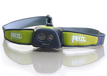 Stirnlampe Petzl Tikka Plus