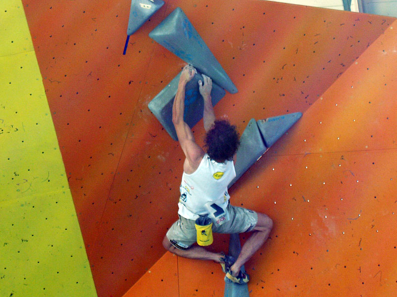Lead Weltcup und Rock Master in Arco