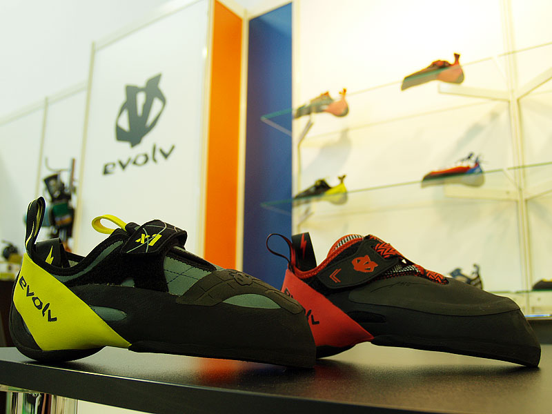 Evolv Climbing Shoes