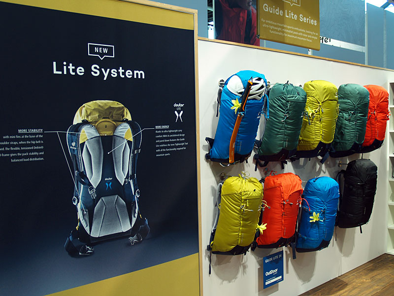 OutDoor 2019 - Deuter Guide Lite